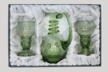 Gift sets - historical glass