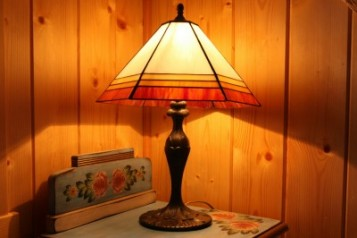 Lamps - historical glass