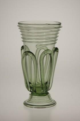 The Vikings goblet - 19 - historical glass