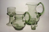 Pitcher - 35 - historical glass
