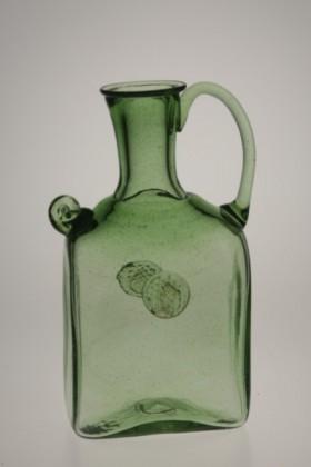Bottles square - 48 - historical glass