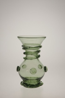 Small vase - 36 - historical glass