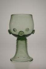 Set - 6 pcs of Roman - D-6x21 - historical glass