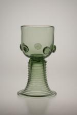 Set - 6 pcs of Roman straight - D-6x05 - historical glass