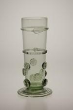Set - 6 pcs of Renaissance cups - D-3x29+3x31 - historical glass