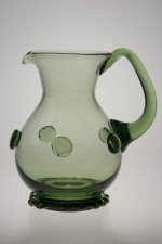 Set -Pitcher and Romer - D-35+2x42 - historical glass