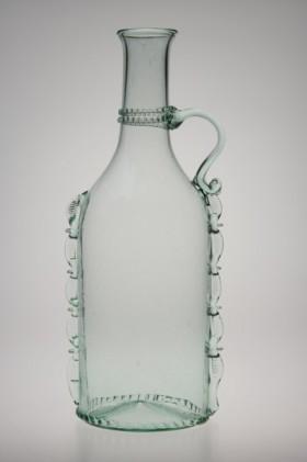 Bottle round - 879Z - historical glass