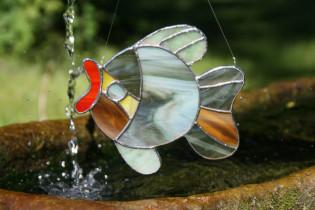 carp - historical glass