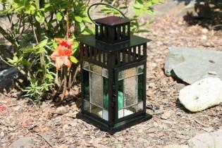 lantern - historical glass