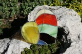 heart2 - historical glass