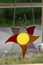sun color - historical glass