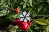 jewel flower white2 - historical glass