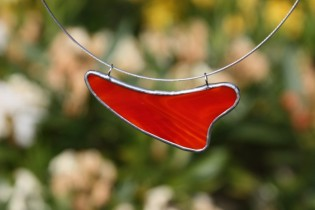jewel red3 - historical glass