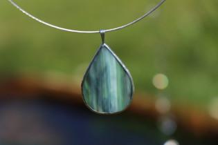 jewel drop water - historical glass