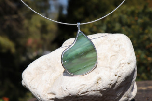 jewel water - historical glass