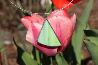 jewel green2 - historical glass