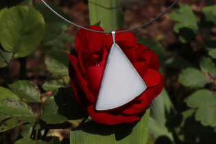 jewel snow - historical glass