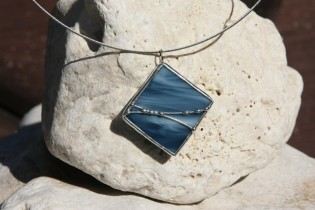 jewel from the sea - historical glass