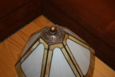 Tiffany lamps - historical glass