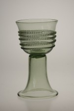 Gift package - 2 cups with radial spin - D-2x63 - historical glass