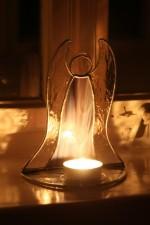 candlestick 3 - historical glass