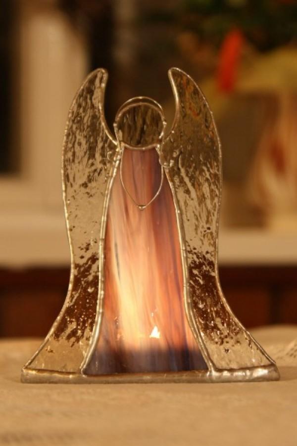 candlestick 4 - historical glass