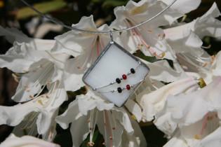 jewel white - historical glass