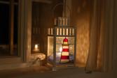 lantern beacon - historical glass
