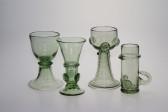 Shot Glass - 69 - historical glass